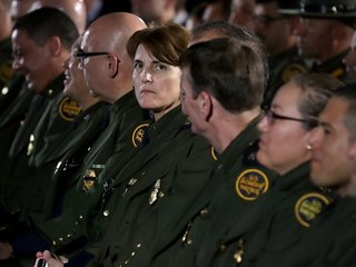 Federal law enforcement needs more women
