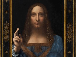 Da Vinci painting sells for $450M at auction