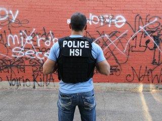 DOJ announces MS-13 crackdown results