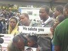 Zimbabweans call for Robert Mugabe's resignation