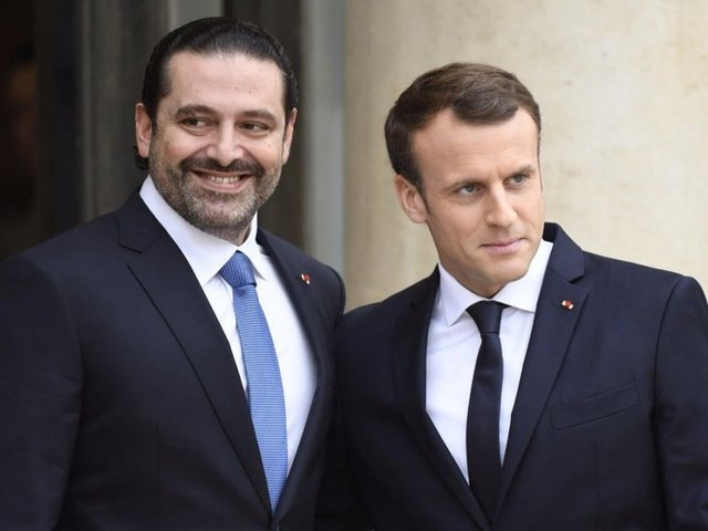 Saudi Arabia's 'captive' Lebanese PM accepts invitation to visit France
