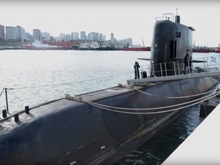 Nations help find missing Argentine submarine