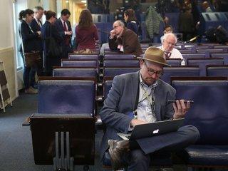 NYT suspends Glenn Thrush