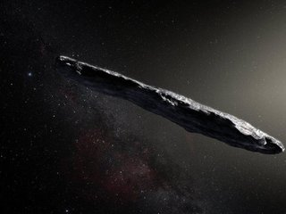 Interstellar object could give rare information