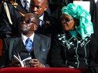 Zimbabwe's former president granted immunity