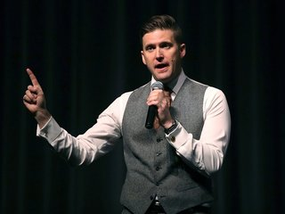 Richard Spencer reportedly banned from Schengen