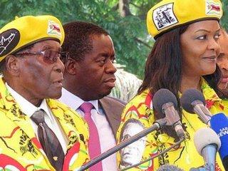 Zimbabwe's Mugabe to get $10M payment, benefits