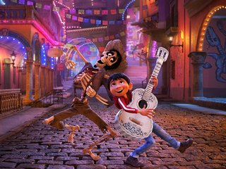'Coco' leads the Thanksgiving box office