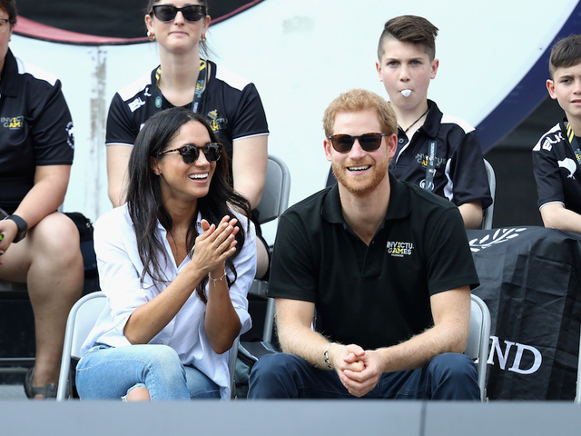 Prince Harry's engagement to Meghan Markle shows journey from party boy to prince charming