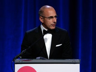 Lauer gives statement on misconduct allegations