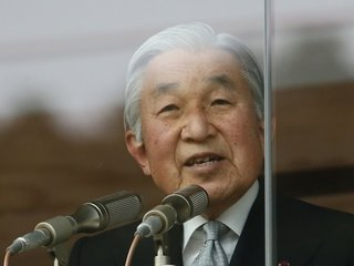 Japan's emperor will step down in April 2019