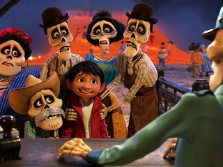 'Coco' keeps top spot at box office