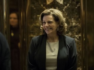 K.T. McFarland on hold over Russia questions