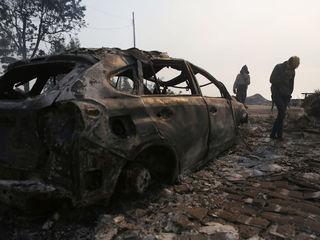 Photos: Fires ravage parts of So. California