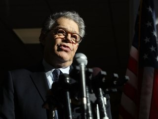 Why Dems may have waited to push Franken to quit
