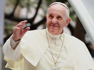 Pope Francis wants to change Lord's Prayer