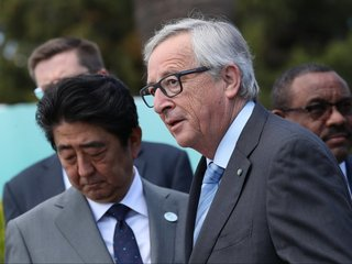 EU, Japan finalize major free-trade deal