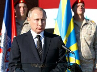 Putin says he'll pull troops from Syria