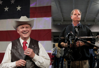 Democrat Doug Jones upsets GOP in Senate race