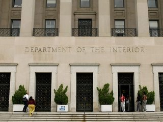 US Interior Dept. survey shows harassment issues