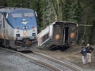 Amtrak Train Didn't Use Safety Tech That...