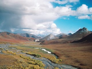 Arctic National Wildlife Refuge open to drilling