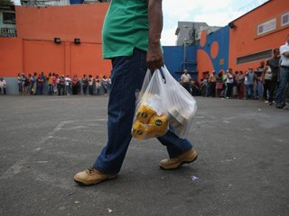 Food shortages, malnutrition up in Venezuela