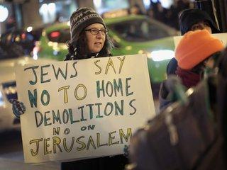Many Americans oppose Trump's Jerusalem decision