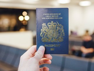 UK's post-Brexit passports will be blue