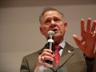 Moore trying to block special election result