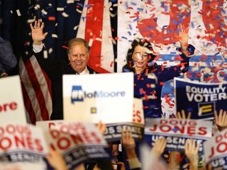 Alabama election officials certify Jones