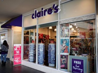 Claire's is testing its makeup for asbestos