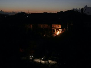 About half of Puerto Rico has power restored