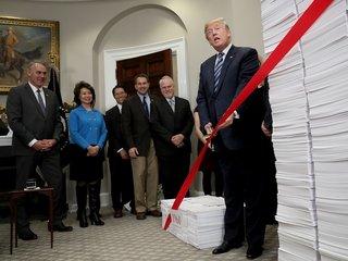 How impactful are Trump's deregulatory actions?