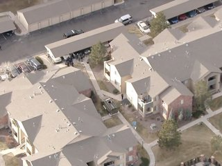 Attacker, 1 deputy dead in Denver area shooting