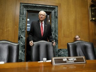 Sen. Hatch won't run for re-election in 2018