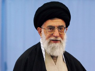 Iran supreme leader blames enemies for protests