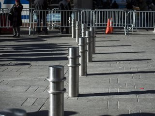 NYC to install 1,500 barriers across the city