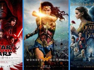 Women-led films topped 2017's box office