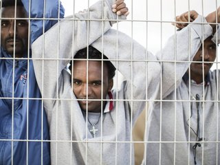Israel wants to deport asylum-seekers