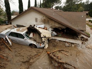 California likely to see mudslides or flooding
