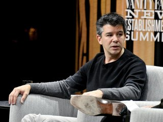 Uber co-founder may sell some of his shares