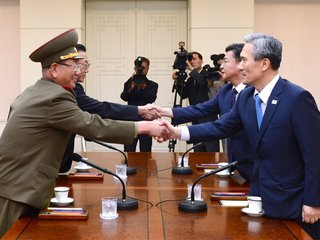 North, South Korean talks sign of optimism
