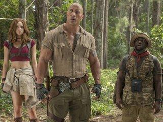 'Jumanji' roars past $500M at box office