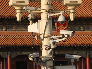 China quickly adopting facial recognition tech