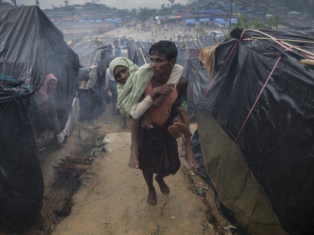 Myanmar army admits taking part in Rohingya massacre