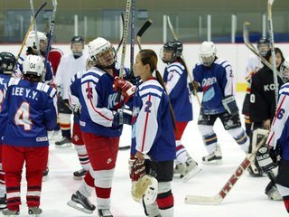 Unified Korean hockey team could go to Olympics