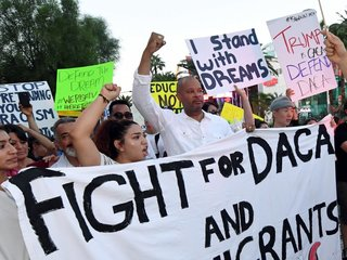 DOJ files to appeal DACA ruling