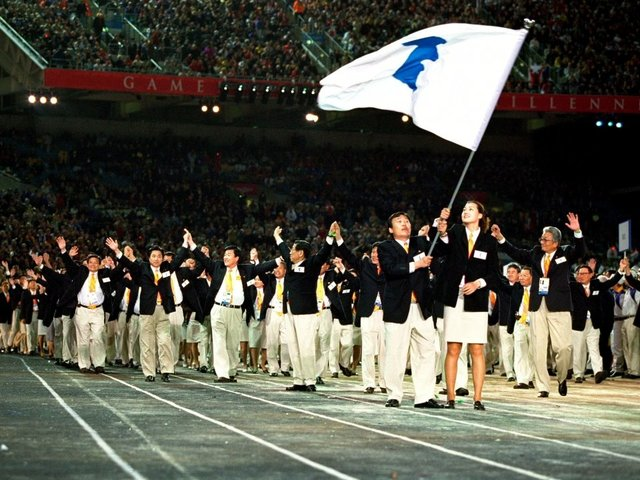 Koreas agree to form united Olympic team