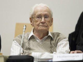 Former Nazi officer will serve 4-year sentence